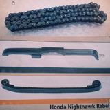 Kit Distribucion Honda Cb 250 Nighthawk Scar Borg Warner