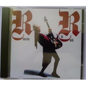 Cd Robertinho De Recife - Rapsódia Rock (original E Lacrado)