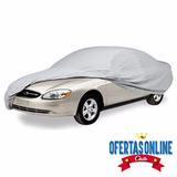 Carpa Funda Cobertora Para Auto Tallas M, L Y Xl / Ofc