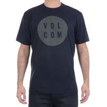 Camiseta Masculina Volcom Rescue