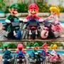 Mario Kart Motos Figuras 6 Cm De Alto - Precio Por C/ U