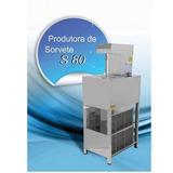 Maquina De Sorvete Artesanal(massa)msd80