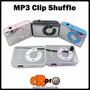 Reproductor Mp3 Fm Clip 8gb! Nuevo Auric+usb Gtia