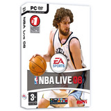 Nba 2008 Juego Pc Original Fisico Electronic Arts