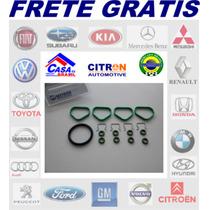 Kit De Injeção Peugeot 206 1.0 16v Mpi Com Junta De Admissão