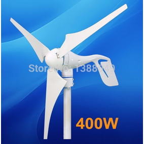 400 W Sistema De Energia De Energia Eólica Gerador De Turbin