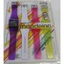 Relógio Mondaine Twist Vibe Troca Pulseira 94410l0mcnp1 Rbrv