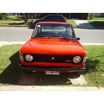 Fiat Iava 1300tv 1974 Impecable