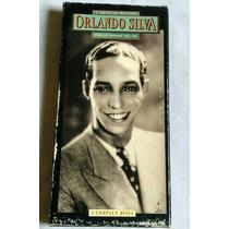 Box Orlando Silva (gravações Originais-1935/1942) 3 Cds