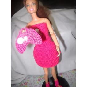 57) Prendas Para Barbie Tejidas A Crochet
