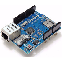 Módulo De Rede Ethernet Shield W5100 Arduino / Pic / Arm