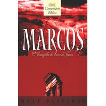 Série Comentário Bíblico Marcos