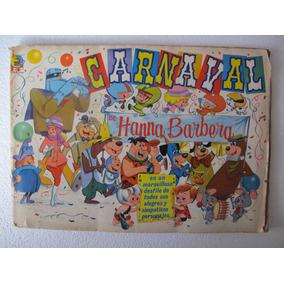 Álbum De Estampas Carnaval Hanna Barbera Completo (grande)