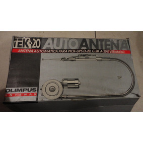 Antena Eletrica Olimpus Especifica Pick-up D20 Gm Veraneio