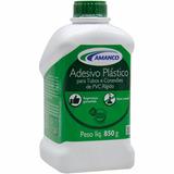 Cola Pvc 850ml Para Tubos *água Fria - Amanco