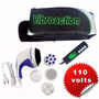 Cinto Massageador Vibroaction + Orbital Relax & Tone Terapia