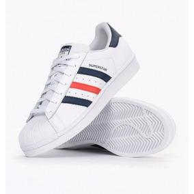b6a6fe8dd adidas superstar azul rojo hombre adidas superstar hi zapatillas gris blanco  azul rojo gran venta ES5058 Gijón