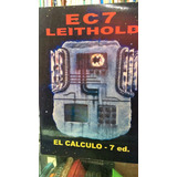 Libro Calculo De Leithold Derivacion Integracion Vectorial