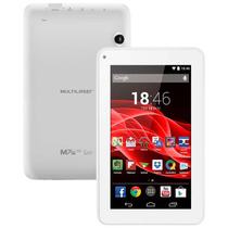 Tablet Multilaser Nb200 Supra Android 4.4, Tela De 7, Wi-fi