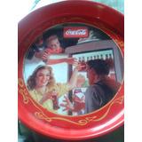 Bandeja Histórica De Coca Cola.