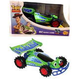 Toy Story Carro Buggy Rc Roda Livre - Yellow