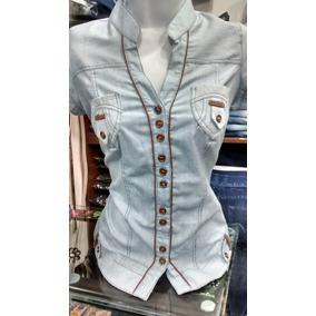 Blusa Dama Tipo Jean