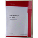 Righi, Derecho Penal. Parte General. Ultima Edicion