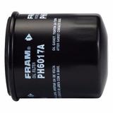 Filtro Oleo Fran Kawasaki Ninja650r Er6-n Versys650 Ph6017a