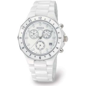 Reloj Boccia Titanium 3765-01 100% Original **envío Gratis