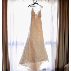 Vestido De Noiva Sereia Tamanho 36
