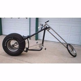 Projeto Bike Chopper Bicicleta Customizada