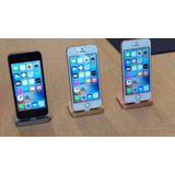 Apple Iphone 5s 16gb 4g Original Anatel C/ Pelicula De Brind