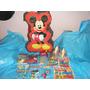 Combo De Piñata De Mickey Mouse Para Niños
