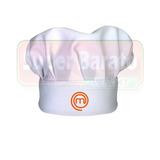 Chapéu Chef Personalizado - Tamanho Único (mínimo 15)