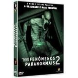 Fenomenos Paranormais 2 Dvd Original Novo Lacrado