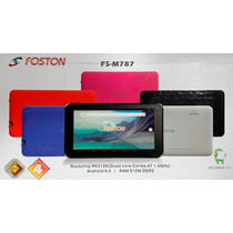 Tablet Quad Core Android 6 Fullhd Wifi Playstore Foston Jogo