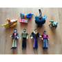 Set Completo 8 Figuras Beatles Yellow Submarine Mcfarlane .