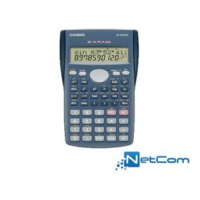 Casio Calculadora Cientifica Original Fx82ms 2 Lineas Tienda