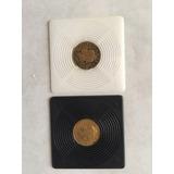 Vendo 2 Monedas De 2 Centavos Antiguas De Colombia 1952