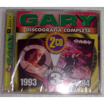 Gary Discografia Completa Vol.3, 2 Cd Sellado