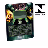 Tablet Infantil Touch Do Ben10 Candide 80 Jogos - Inmetro