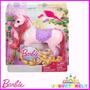 Barbie Reino De Peinados Mágicos Unicornio