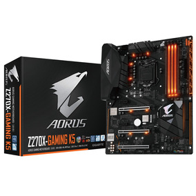 Motherboard Intel Ga-z270x-gaming K5 Aorus 1151