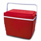 Caixa Térmica 15 Litros Smart Obba Vermelho