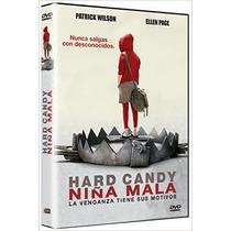 Hard Candy Niña Mala, Ellen Page, Pelicula Dvd