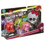 Monster High Minis - Figuras Coleccionables - Pack De 3
