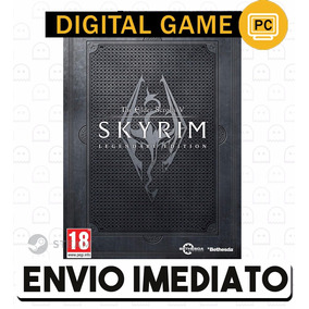 The Elder Scrolls V Skyrim Legendary Edition Steam Cd-key