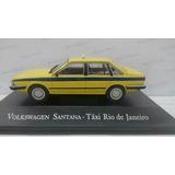 Veículos De Serviço #6 Santana Táxi Rj Miniatura Linda