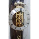 Relógio Parede Madeira Pêndulo Importado Algarismo Romano I