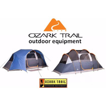 Casa Tienda De Campaña Para 8 Personas Ozark Trail